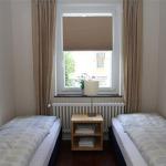 Das Kinder- bzw. Jugendzimmer der Gästewohnung